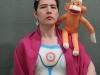 Self-portrait with Monkey, 2011