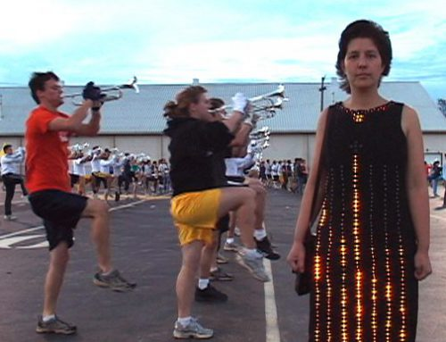 Audio-activated Dress