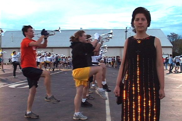 Audio Activated Dress