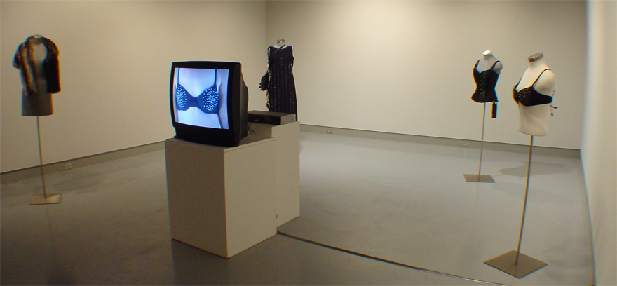 Wired Wear exhibit