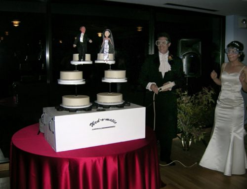 Wedding Cake, 6,000 Volts