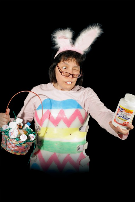 Easter Bunny Basket Case, 2011