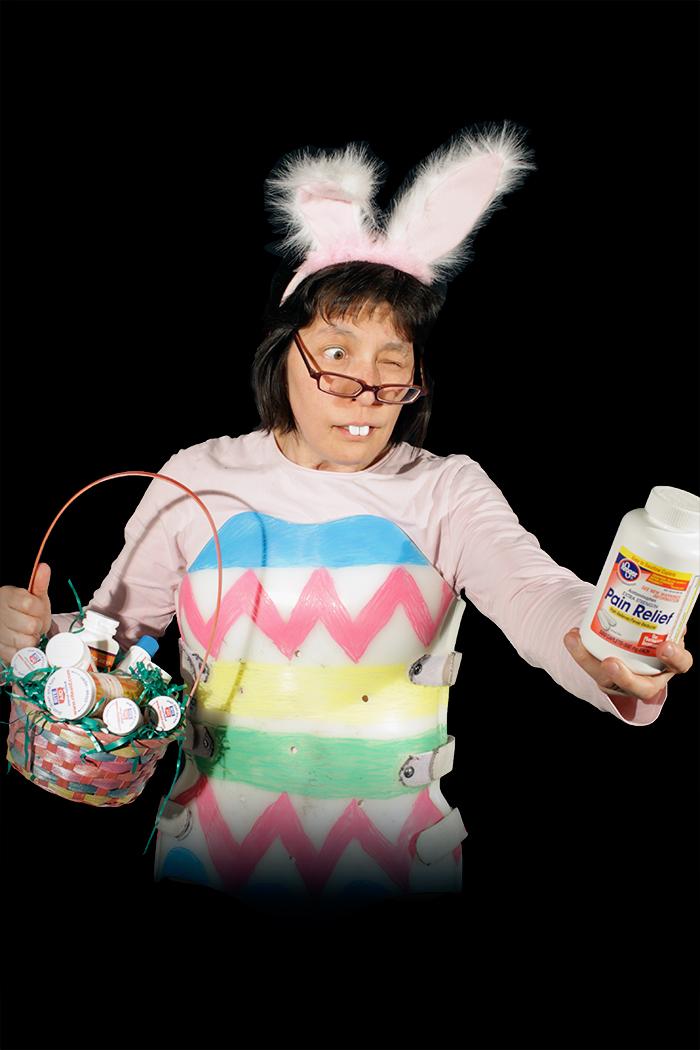 Easter Bunny Basket Case, 2011