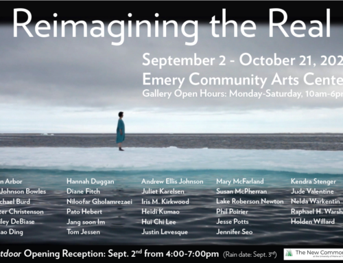 """""""Reimagining the Real"""" group show, Sept 2-Oct 21, 2021"""